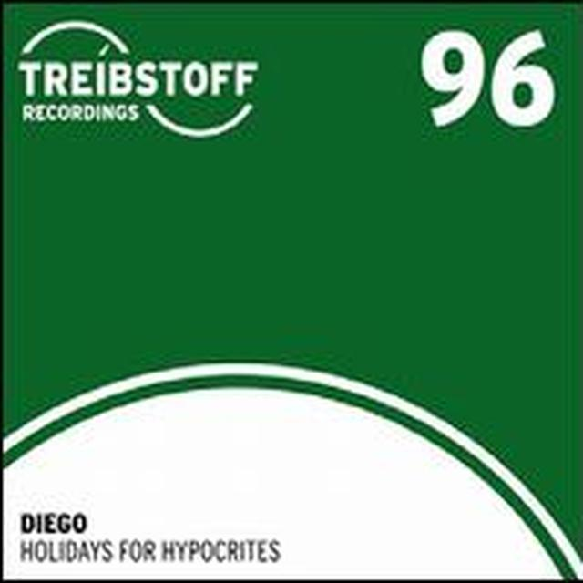 Diego HOLIDAYS FOR HYPOCRITES Vinyl Record