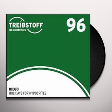 Diego HOLIDAYS FOR HYPOCRITES (EP) Vinyl Record
