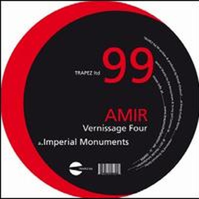 Amir VERNISSAGE FOUR Vinyl Record