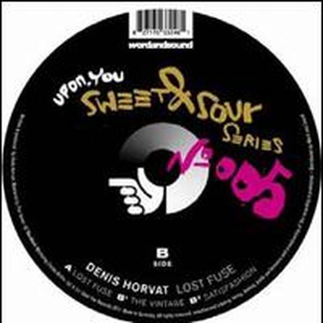 Denis Horvat LOST FUSE Vinyl Record