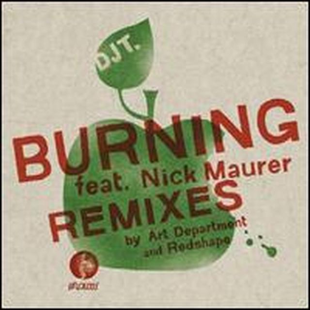 Nick Dj T / Maurer BURNING Vinyl Record