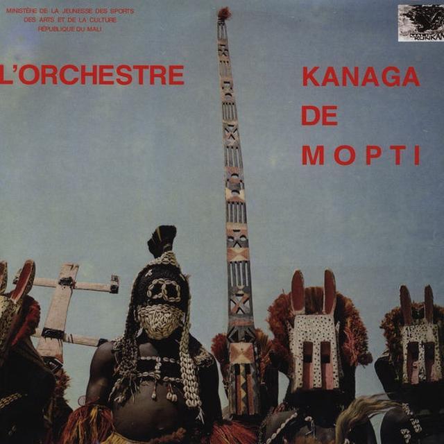 L Orchestre Kanaga De Mopti KANAGA DE MOPTI Vinyl Record