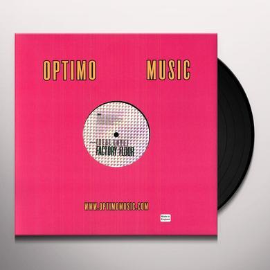 Factory Floor REAL LOVE Vinyl Record