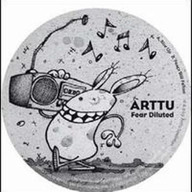 Arttu FEAR DILUTED Vinyl Record