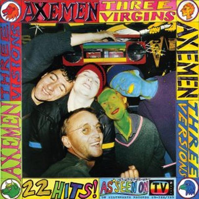Axemen THREE VIRGINS Vinyl Record - Reissue