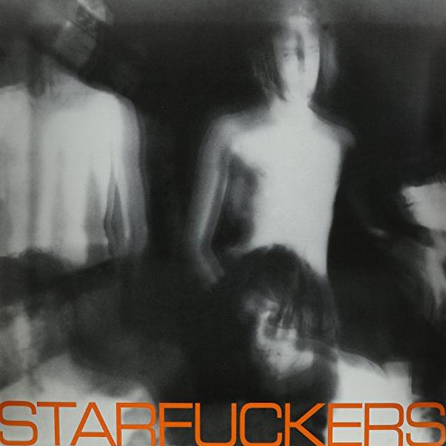 Starfuckers METALLIC DISEASE Vinyl Record - Reissue