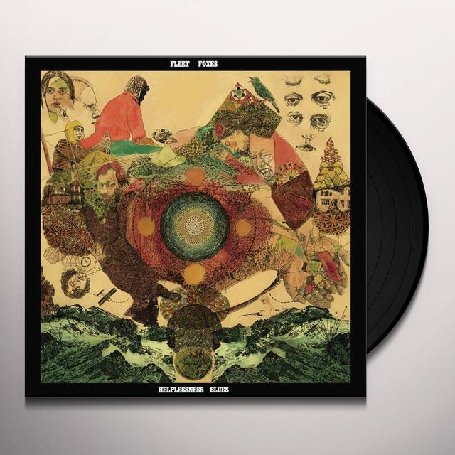Fleet Foxes HELPLESSNESS BLUES Vinyl Record