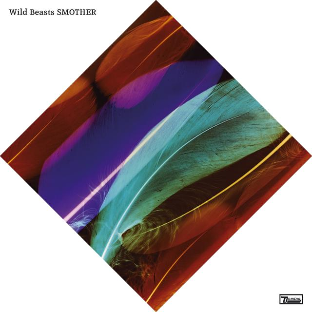 Wild Beasts SMOTHER Vinyl Record