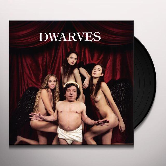 Dwarves BORN AGAIN Vinyl Record