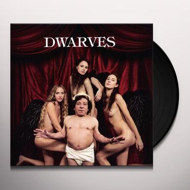 Dwarves BORN AGAIN (BONUS DVD) Vinyl Record