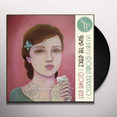 1990s MY BABY'S: DOUBLE ESPRESSO Vinyl Record