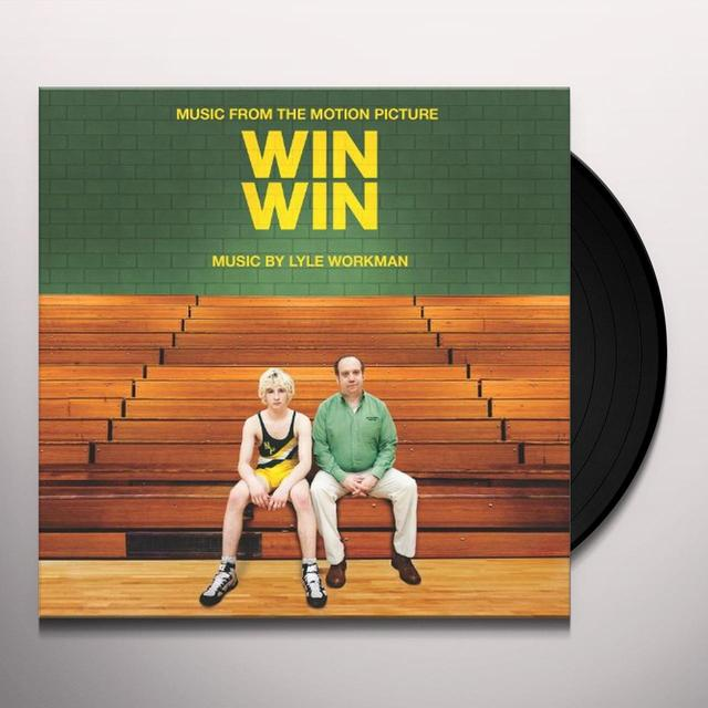 Win Win / O.S.T. (Ltd) (Ogv) WIN WIN / O.S.T. Vinyl Record - Limited Edition, 180 Gram Pressing