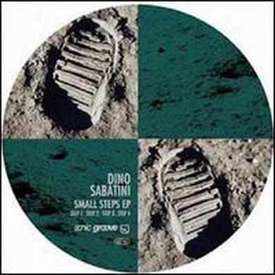Dino Sabatini SMALL STEPS Vinyl Record