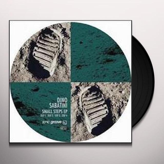Dino Sabatini SMALL STEPS (EP) Vinyl Record