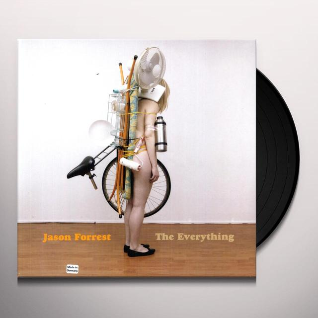 Jason Forrest EVERYTHING Vinyl Record - w/CD