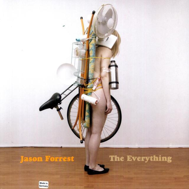 Jason Forrest EVERYTHING Vinyl Record - w/CD