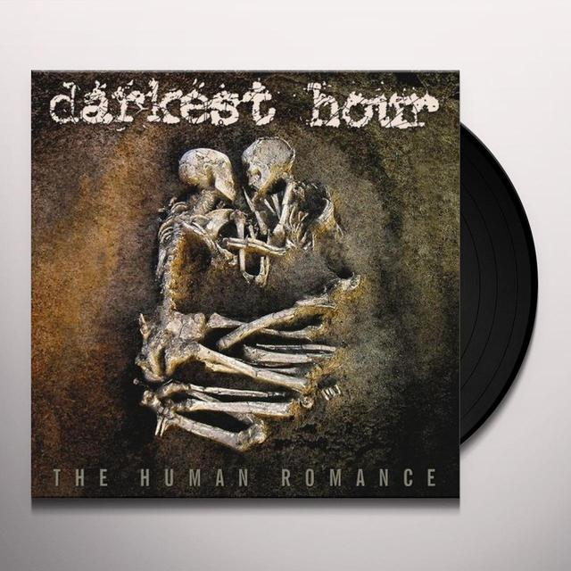 Darkest Hour HUMAN ROMANCE  (DLI) Vinyl Record - 180 Gram Pressing