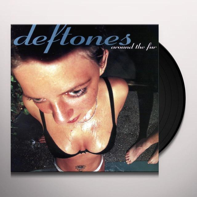 Deftones AROUND THE FUR Vinyl Record - 180 Gram Pressing