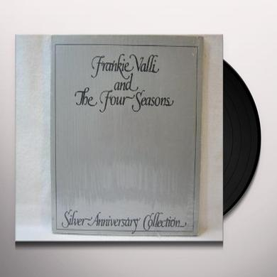 Frankie Valli & Four Seasons SILVER ANNIVERSARY COLLECTION Vinyl Record