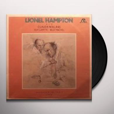 LIONEL HAMPTON IN PARIS Vinyl Record