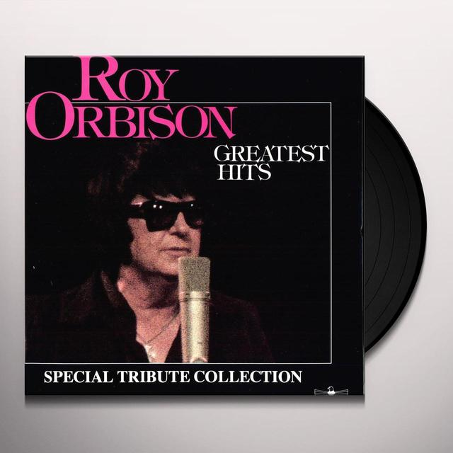 Roy Orbison GREATEST HITS Vinyl Record