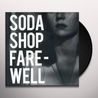 Soda Shop FAREWELL Vinyl Record