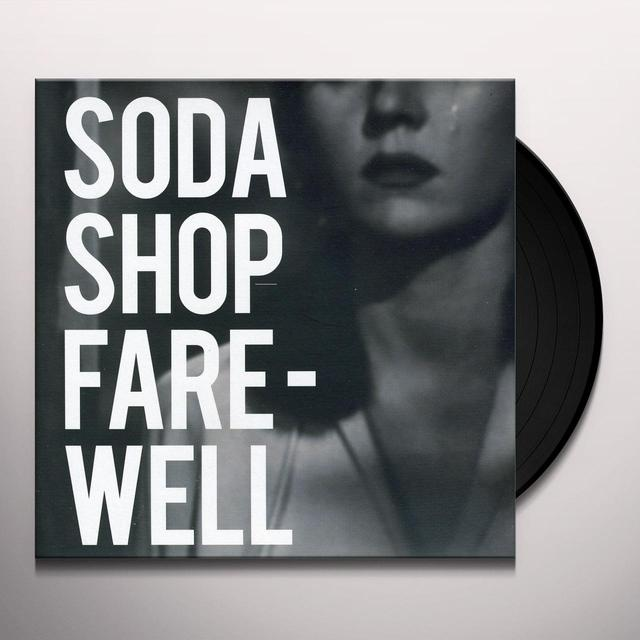 Soda Shop FAREWELL Vinyl Record