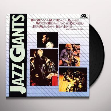 JAZZ GIANTS / VARIOUS Vinyl Record