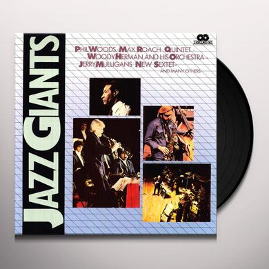 JAZZ GIANTS / VARIOUS Vinyl Record