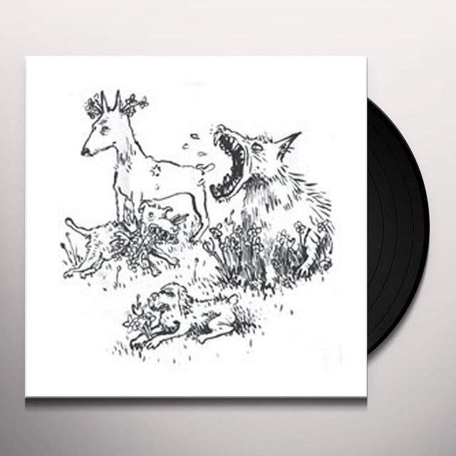 Pumice PERSEVERE Vinyl Record