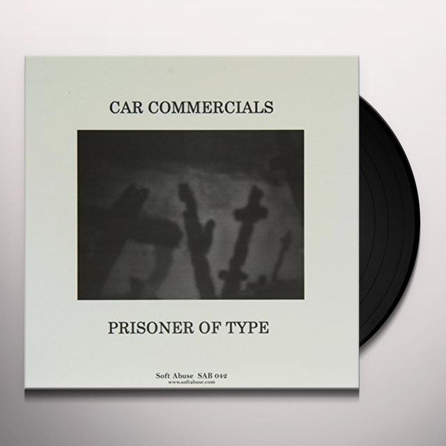 Car Commercials PRISONER OF TYPE Vinyl Record