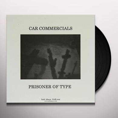 Car Commercials PRISONER OF TYPE Vinyl Record