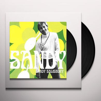 Sandy Salisbury SANDY Vinyl Record