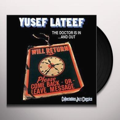 Yusef Lateef DOCTOR IS IN & OUT Vinyl Record