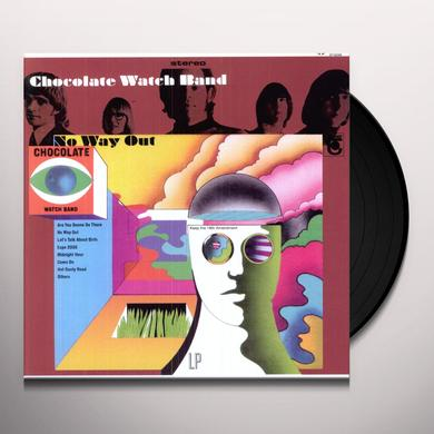 The Chocolate Watchband NO WAY OUT Vinyl Record - 180 Gram Pressing