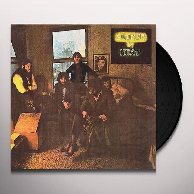 John Lee Canned Heat / Hooker HOOKERN HEAT Vinyl Record