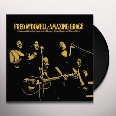 Fred Mcdowell AMAZING GRACE Vinyl Record
