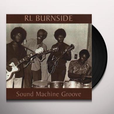 R.L. Burnside SOUND MACHINE GROOVE Vinyl Record - 180 Gram Pressing