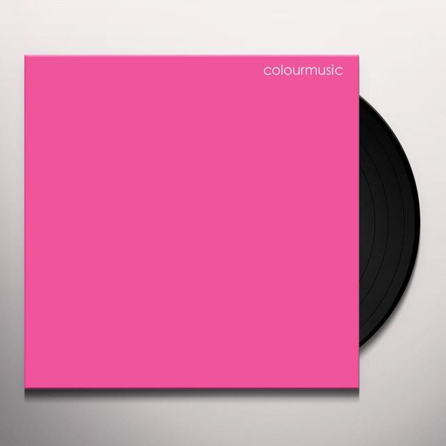 Colourmusic MY IS PINK Vinyl Record