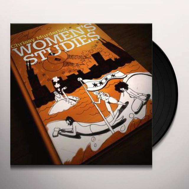 Chrissy Murderbot WOMEN'S STUDIES Vinyl Record