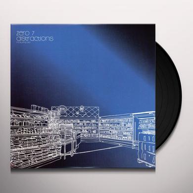 Zero 7 DISTRACTIONS Vinyl Record
