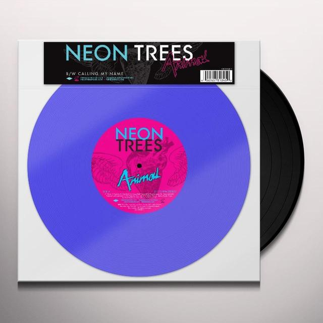 Neon Trees ANIMAL Vinyl Record