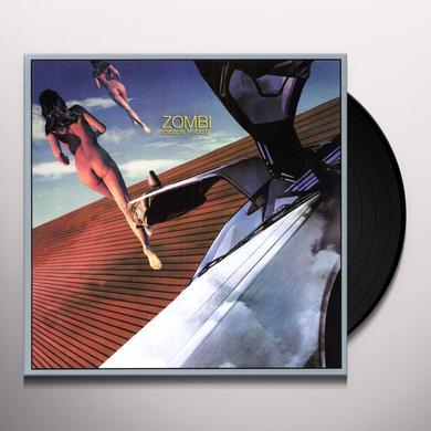 Zombi ESCAPE VELOCITY Vinyl Record