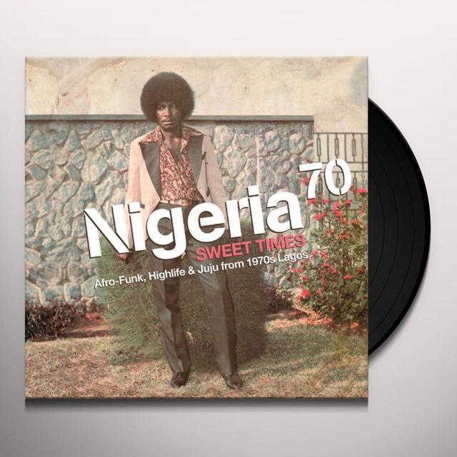 NIGERIA 70 SWEET TIMES: AFRO-FUNK HIGHLIFE / VAR Vinyl Record