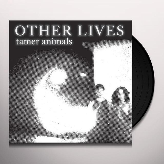 Other Lives TAMER ANIMALS Vinyl Record - 180 Gram Pressing