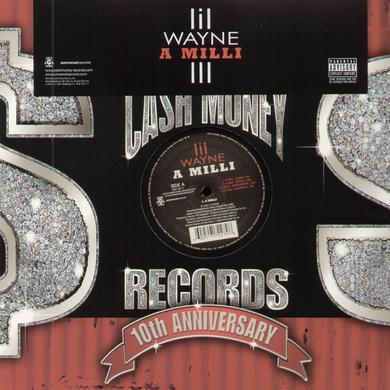 Lil Wayne MILLI / LOLLIPOP Vinyl Record