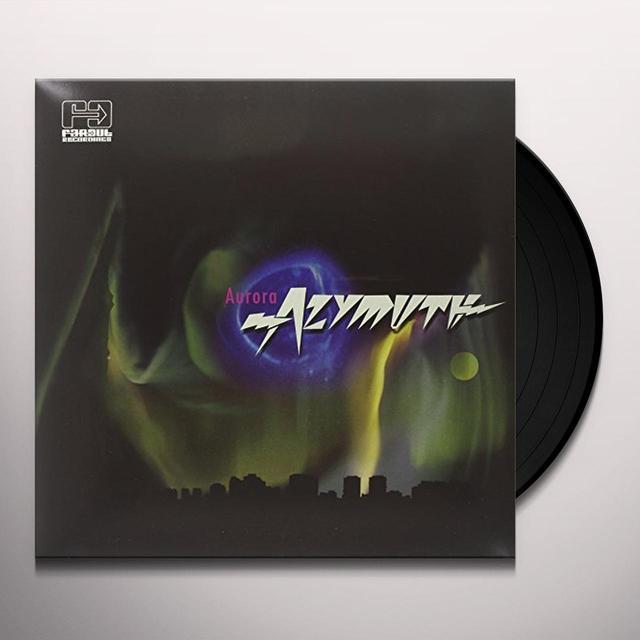 Azymuth AURORA Vinyl Record