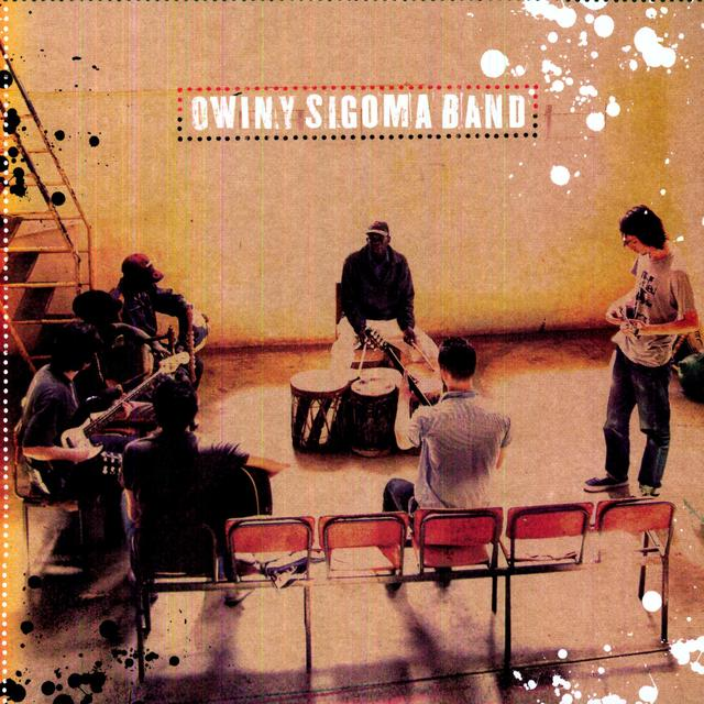 OWINY SIGOMA BAND Vinyl Record
