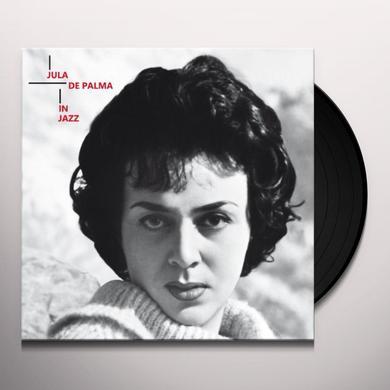 Jula De Palma JULA IN JAZZ Vinyl Record