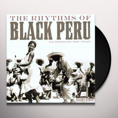 Rhythms Of Black Peru / Various (Mpdl) RHYTHMS OF BLACK PERU / VARIOUS Vinyl Record - MP3 Download Included